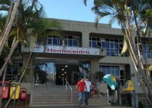 LDO prevê 100 vagas para a Fundação Hemocentro de Brasília.