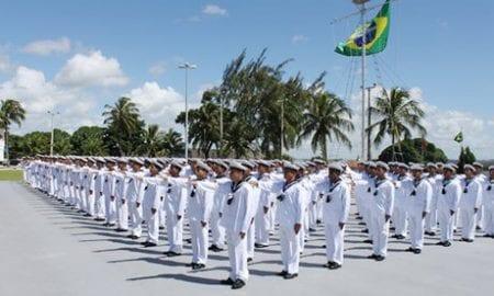 Concurso Marinha Escola Naval