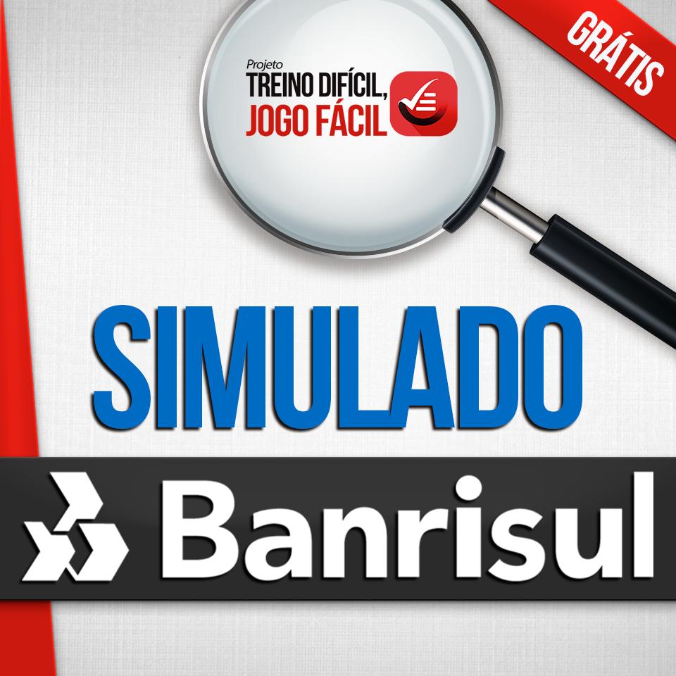 f43e5ba90df69 Simulado gratuito Banrisul. Prepare-se com o Gran Cursos Online!