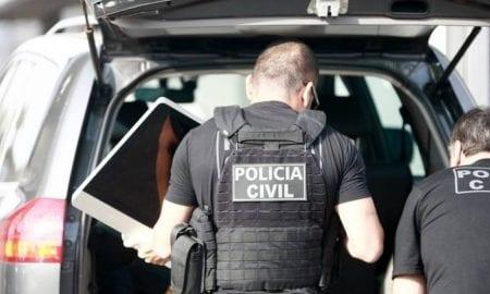 Concurso policia civil df