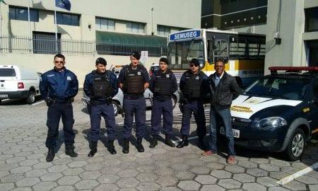 Concurso Guarda São José dos Pinhais