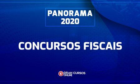 concursos fiscais 2020