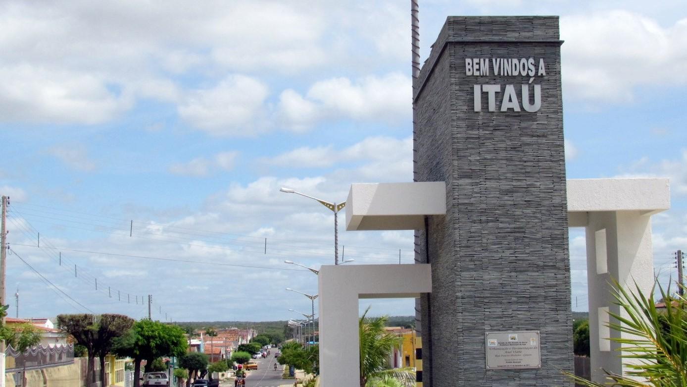 Resultado de imagem para cidade de itau rn