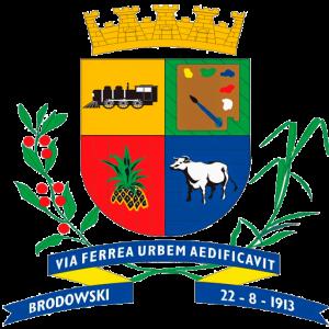 Brasão Cidade de Brodowski