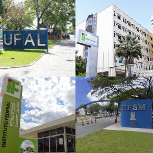 Concursos Universidades e Institutos Federais
