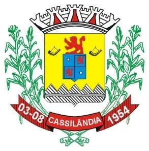 Brasão Prefeitura de Cassilândia MS