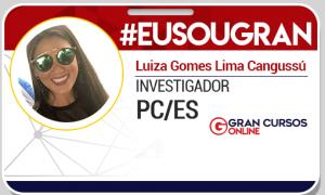 Concurso PC ES: conheça a aprovada Luiza Gomes!