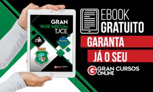 Baixe e-book gratuito: Vade Mecum do concurso TJ CE