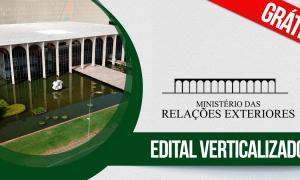 Concurso Diplomata 2019: confira edital verticalizado gratuito!