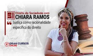 Direito da Sociedade: Justiça como racionalidade específica do direito