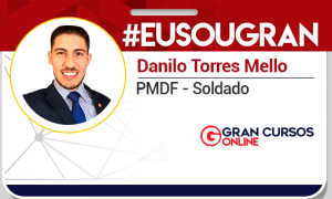 Aprovado PMDF: Conheça Danilo Mello!