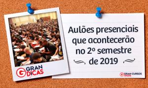 Caravana da Aprovação 2020: participe dos aulões presenciais!