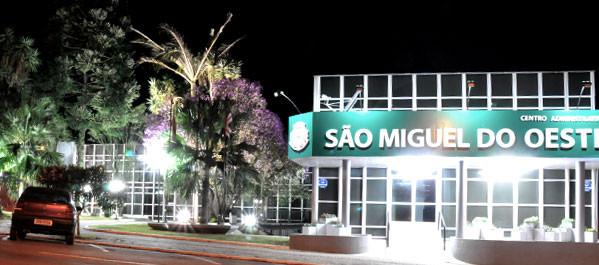 Edital prefeitura de São Miguel do Oeste SC: provas serão em setembro.
