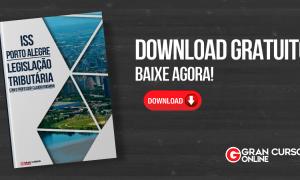 Concurso ISS Porto Alegre: Baixe o e-book gratuito!