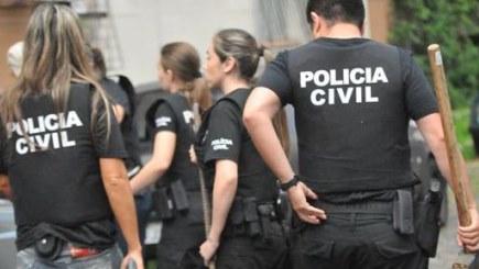 Policiais Civis farmados