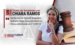 Direito da Sociedade: Dia Nacional de Tereza de Benguela e da Mulher Negra: a luta pelo direito e a eficácia simbólica da Lei n° 12.987/14.