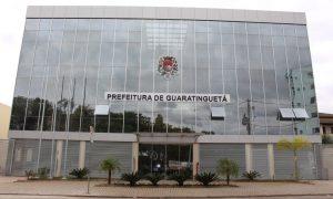 Edital Prefeitura de Guaratinguetá SP: retificado! 252 vagas