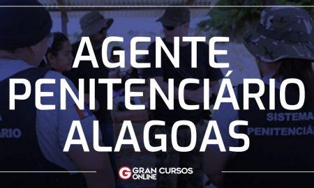 Concurso Agente Penitenciário Alagoas: governador confirma concurso
