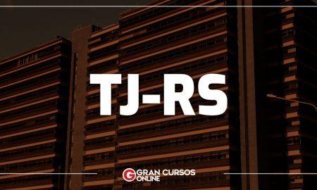edital TJRS