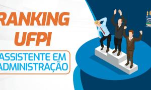 Gran Ranking UFPI: confira a sua colocação!