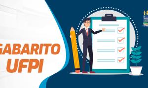 Gabarito UFPI: confira o gabarito preliminar!