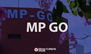 Concurso MP GO: editais publicados! Inicial de R$ 3.549,56