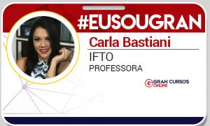 Após uma redução salarial na iniciativa privada, Carla foi aprovada no IFTO!