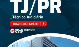 Confira um simulado gratuito para o cargo de Técnico Judiciário do TJPR!