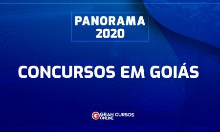 Concursos Goiás