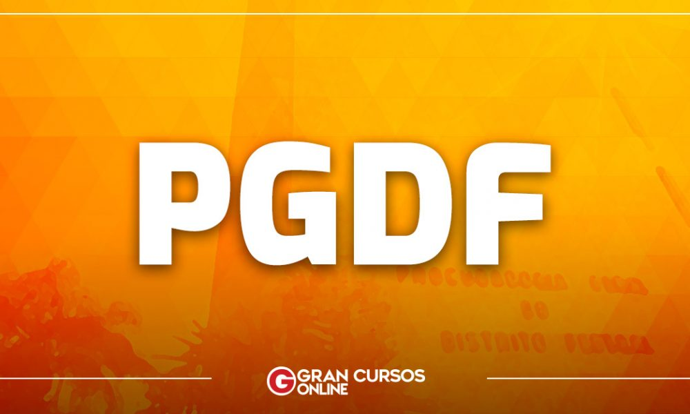 concurso PGDF