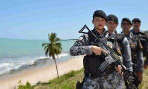 Concurso PM e Bombeiros AL após pandemia, diz governador