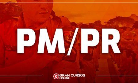 concurso pm pr