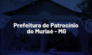 Concurso Patrocínio do Muriaé MG: novo cronograma. Até R$ 4 mil. VEJA!