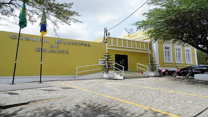 Resultado de imagem para foto Câmara Municipal de Gravatá