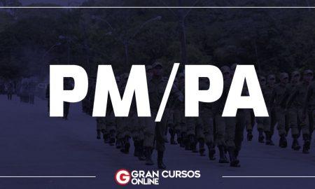 Concurso PM PA
