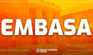 Concurso Embasa: governador prevê no segundo semestre! VEJA
