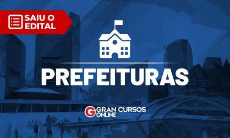 Concurso Prefeitura de Passagem PB: Salário até R$ 9 mil. VEJA!