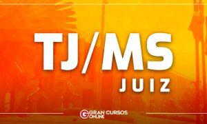 Concurso TJMS Juiz: divulgado o local de prova! Confira!