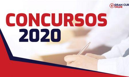 Concursos 2020