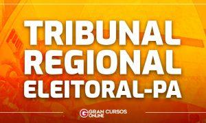 Concurso TRE PA: notas das discursivas após recursos! Veja!
