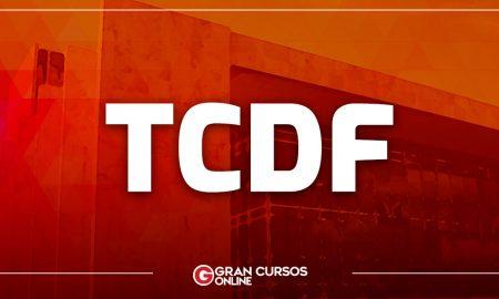 edital TCDF Procurador