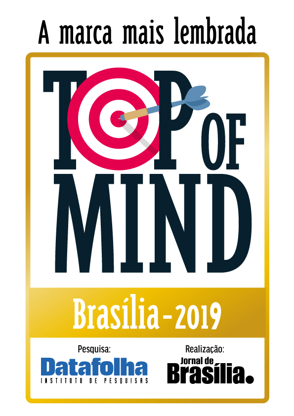 Selo Top of Mind 2019