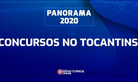 Concurso Tocantins
