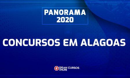 concursos Alagoas