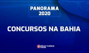 Concursos Bahia 2020: LOA prevê realização de novos concursos!