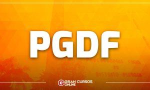 Concurso PGDF Procurador: Suspenso prazo de escolha de banca!