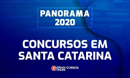 Concursos SC / Concursos Santa Catarina