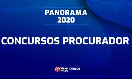 Concursos Procurador 2020