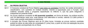 Concurso Prefeitura de Aparecida-SP