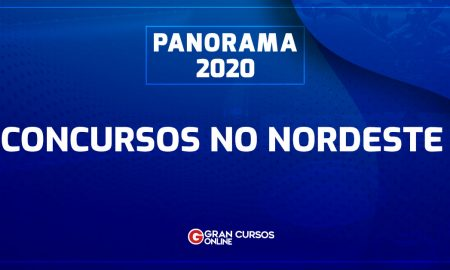 Concursos Nordeste 2020